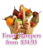 Christmas Fruit Hampers