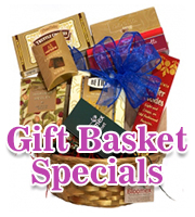 Holiday Gift Basket Specials