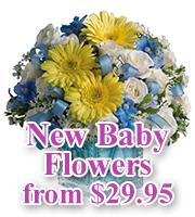 New Baby Flowers