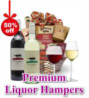 Premium Liquor Hampers