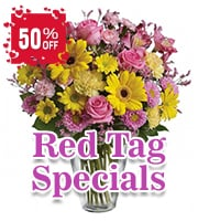 Red Tag Specials