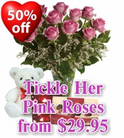 Tickle Her Pink Collection