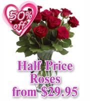 Half Price Roses