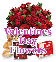Valentines Day Flowers