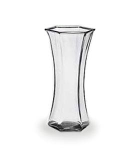 Glass Vase (Hand blown)