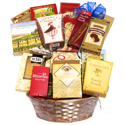 Luxury Snack Basket