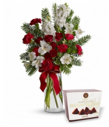 Festive Fragrance & Truffles
