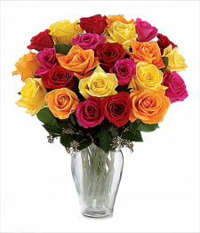 24 Mixed Roses Special