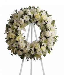 Classic Sympathy Wreath