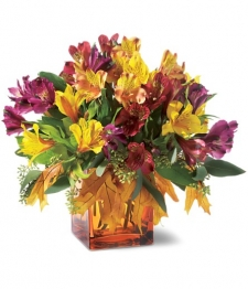 Autumn Alstromeria Bouquet