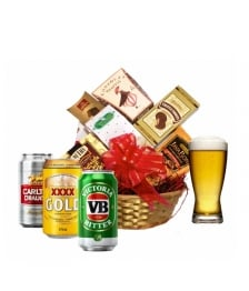 Beer Sampler Basket