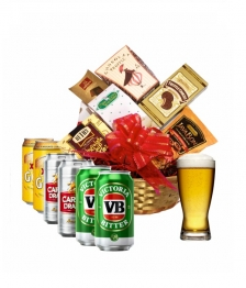 Beer Lovers Basket