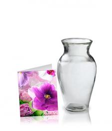 FREE Vase & Card