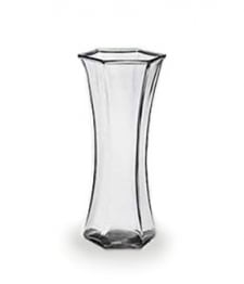 Glass Vase (Hand blown)