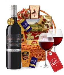 Classic Virgin Wine Basket
