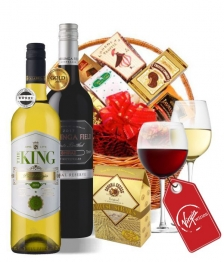 Virgin Wine Lovers Basket