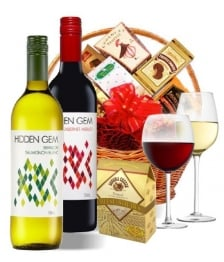 Wine Lovers Basket