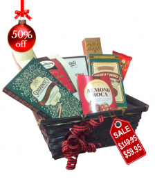 Country Christmas Gift Basket III