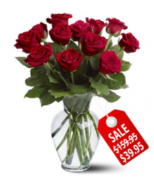 12 Red Roses Special