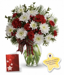 Christmas Starlight Bouquet