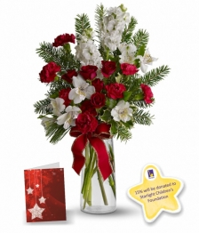 Festive Cheer Bouquet