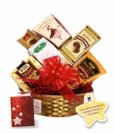 Sweets and Cheer Gift Hamper