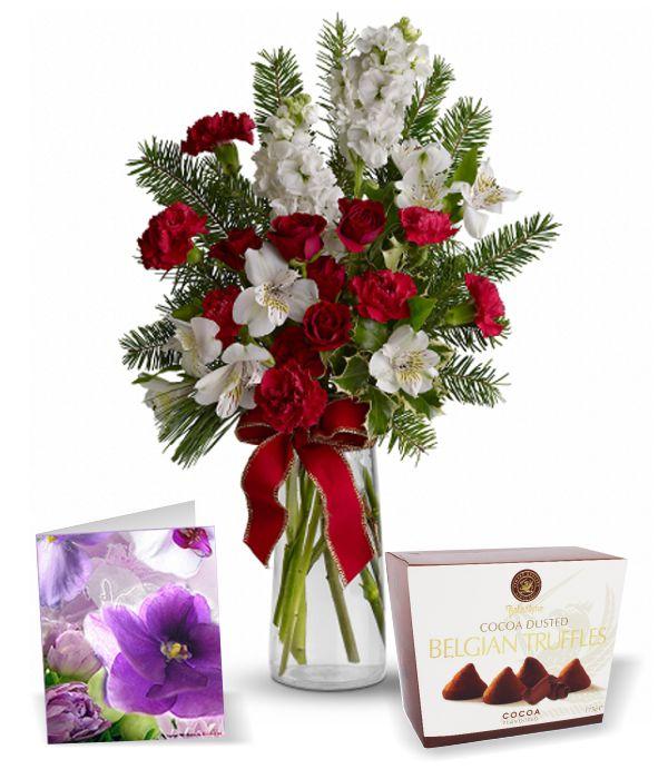Festive Fragrance, Card & Truffles