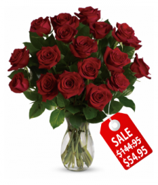 18 Red Roses Special